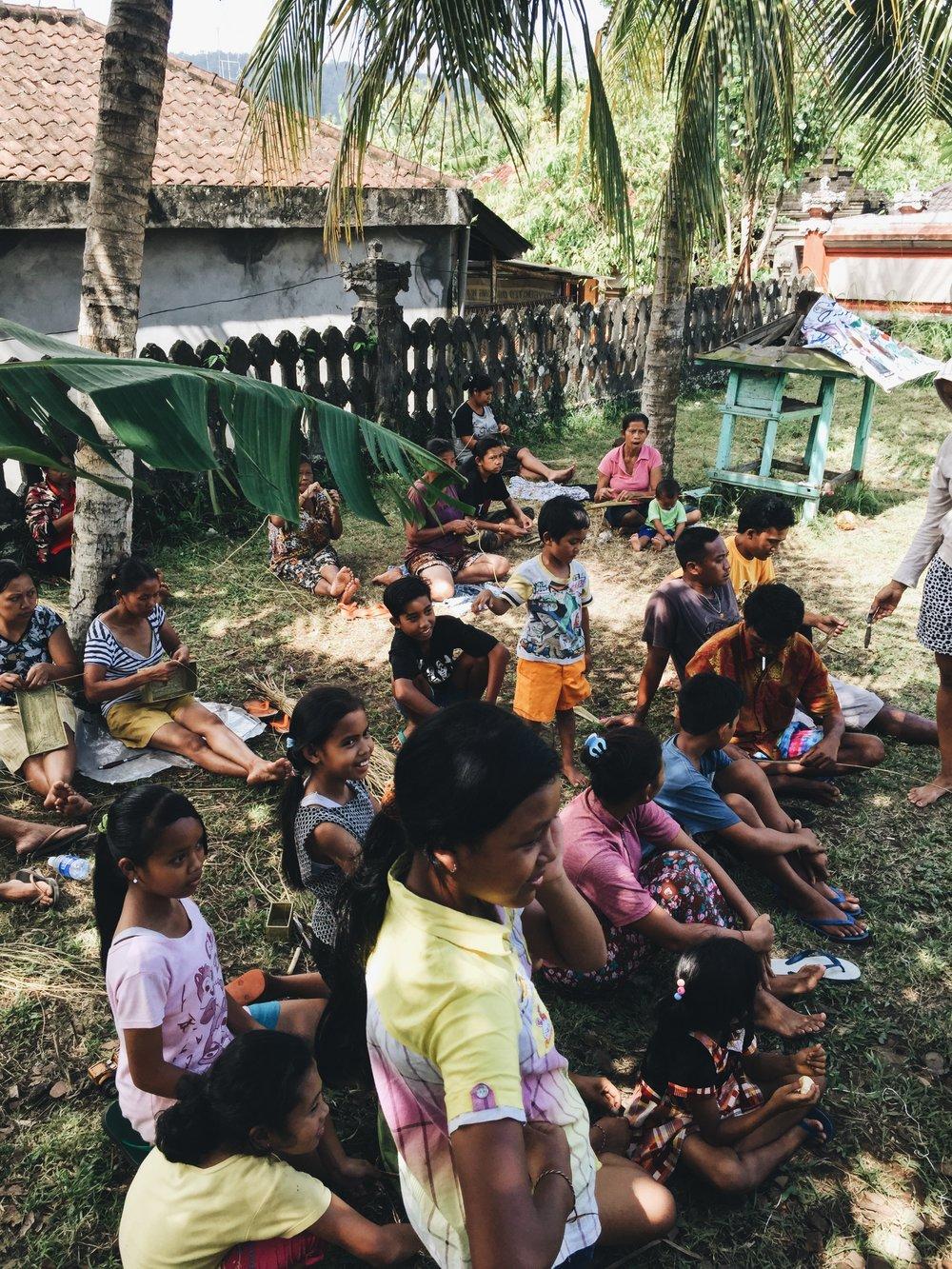 Selumbung Village with Social Impakt