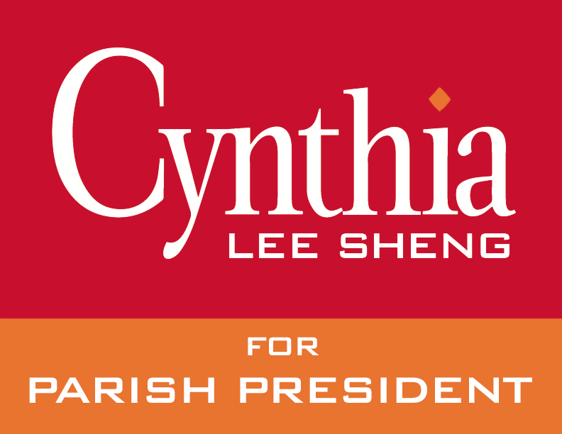 Cynthia Lee Sheng for Parish President