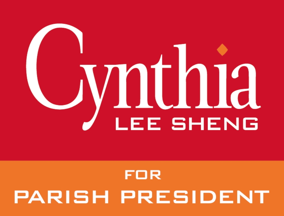 signs and volunteers - Join the growing list of voters who want to move Jefferson Parish forward with Cynthia as their Parish President.Click the Get Involved button below and get on Cynthia's team by Requesting a Sign or Become a Volunteer.