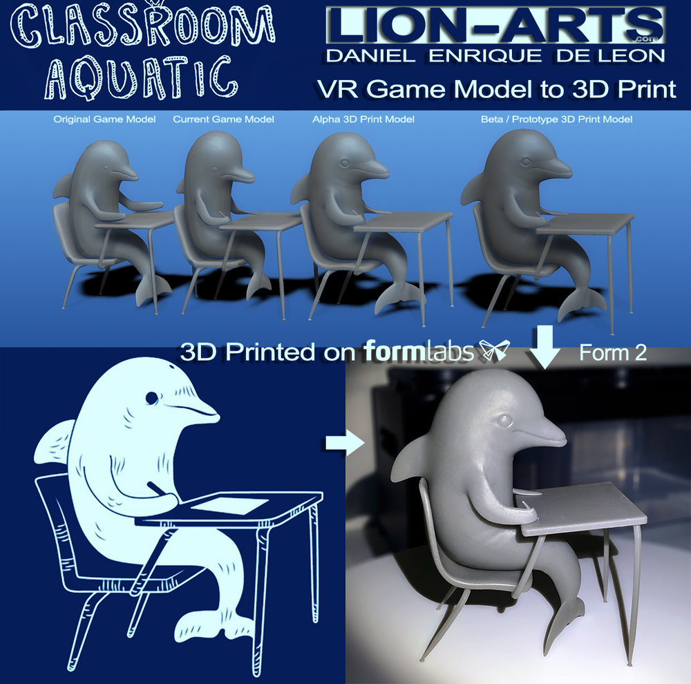 Classroom Aquatic