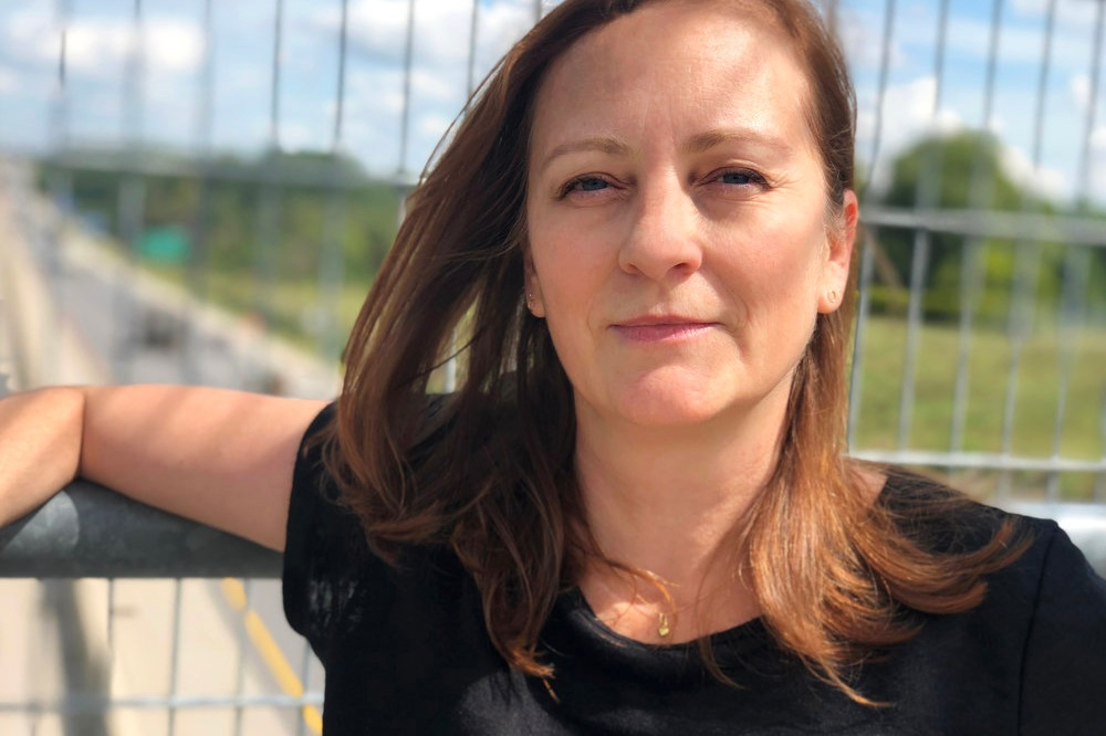 Author photo by Kara Blake