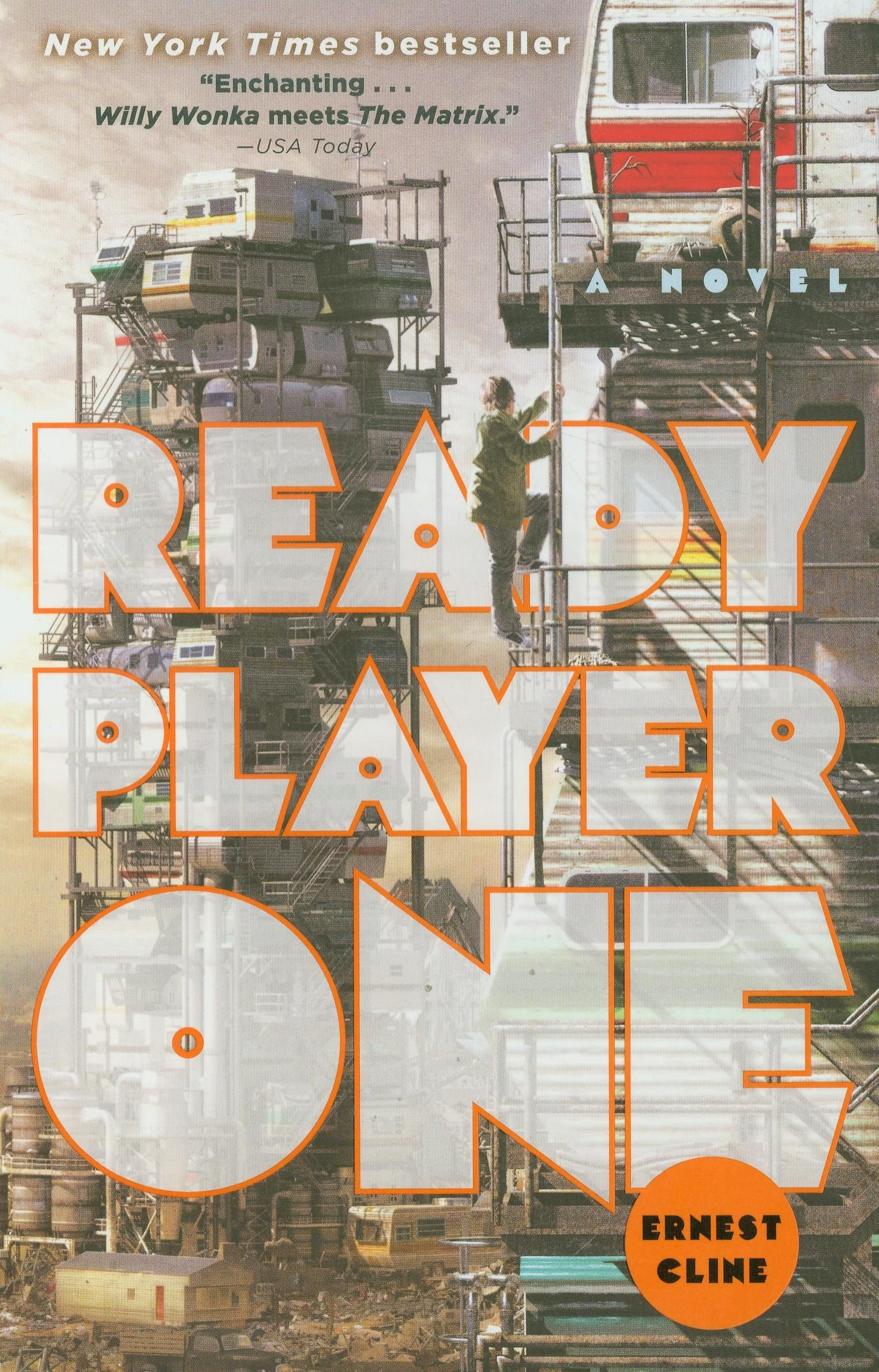 Review of Ready Player One by Ernest Cline