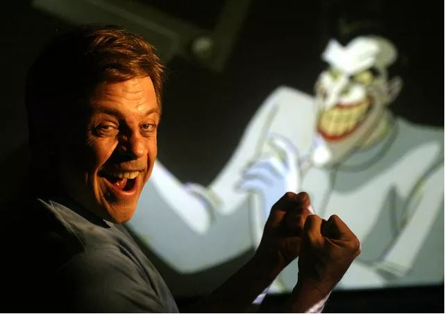 Mark Hamill as Joker