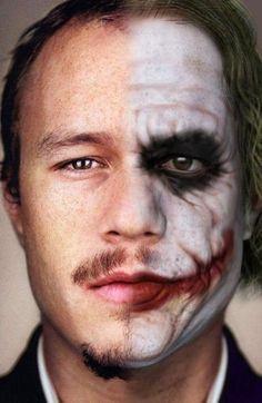 Ledger as Joker