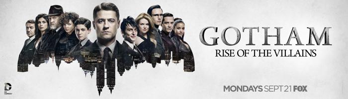 Gotham Season 2 Logo
