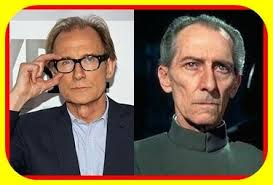 Bill Nighy as Tarkin
