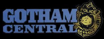 Gotham Central Logo