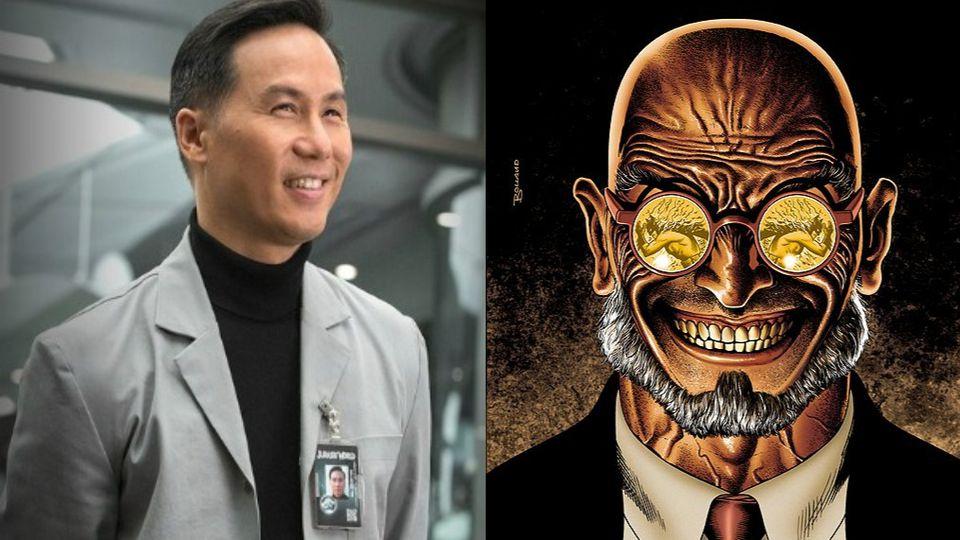 BD Wong Dr. Strange