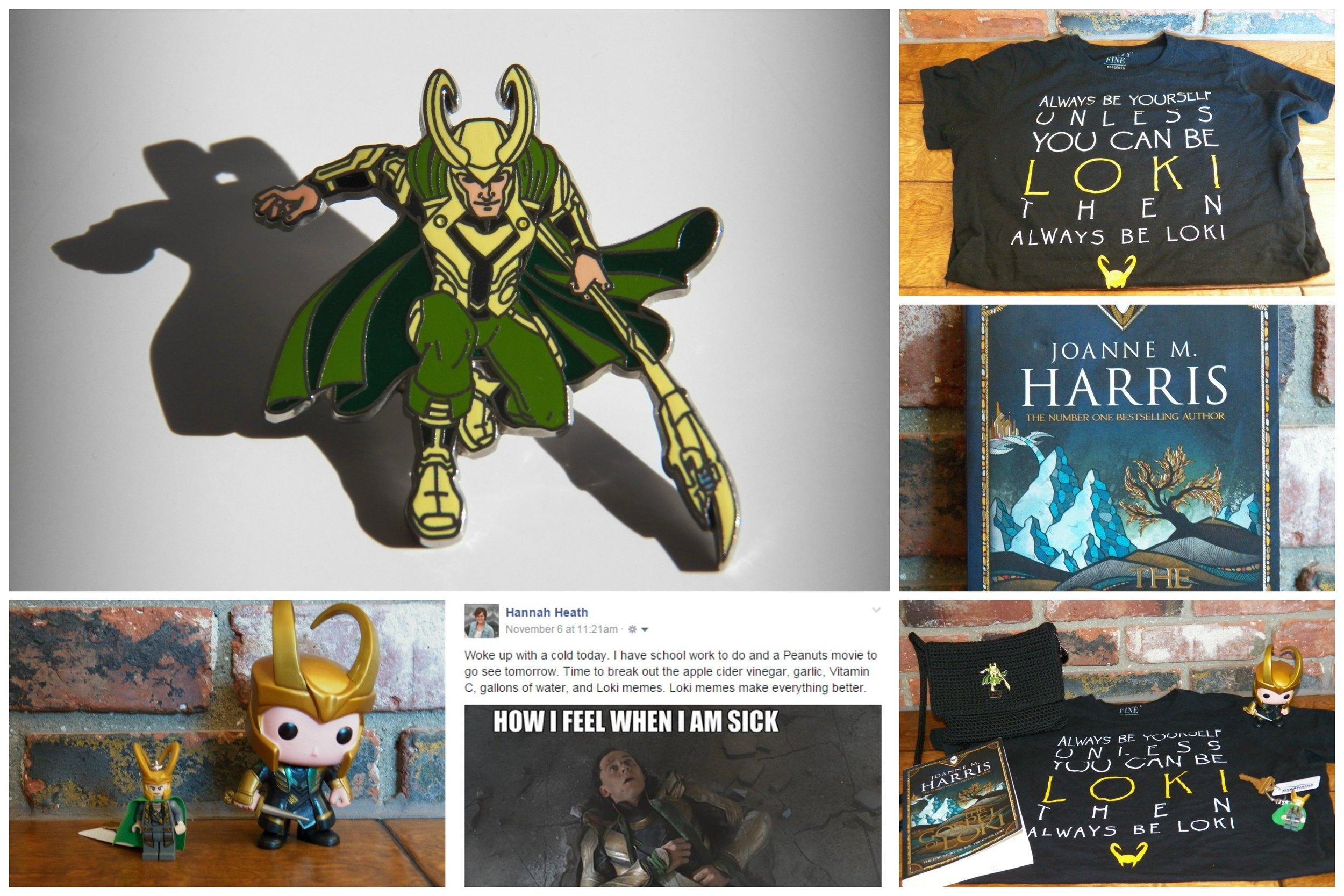 Loki Collage