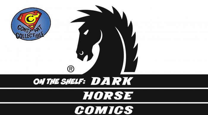 Dark Horse On the Shelf