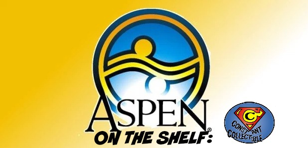 Aspen Comics On The Shelf Logo