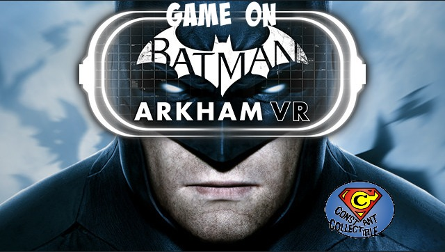 CC BatMan VR