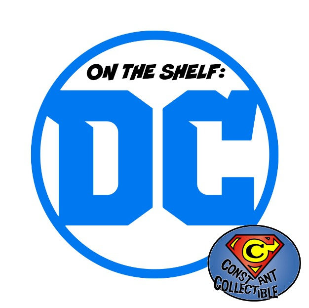 DC Comics On The Shelf
