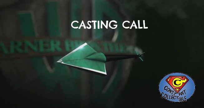 Green Arrow Casting Call