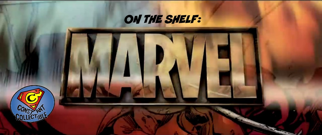 Marvel Comics On The Shelf Logo