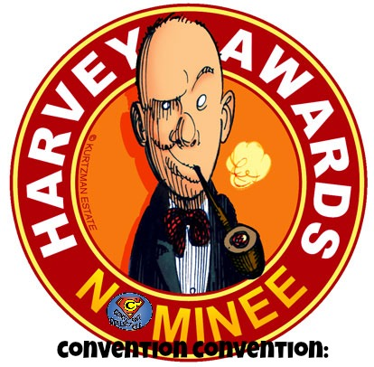 Harvey Awards Nominations