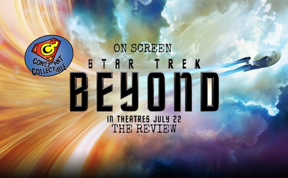 Star Trek On Screen Review