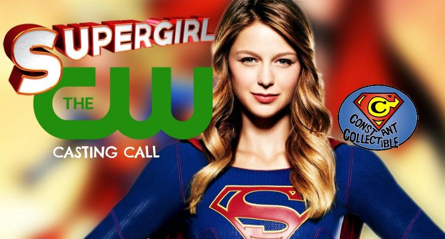 SUPERGIRL CASTING CALL
