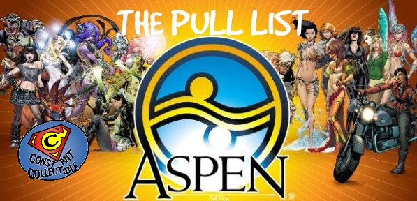Aspen Comics The Pull List