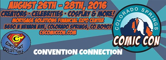 Colorado Springs Comic Con 2016