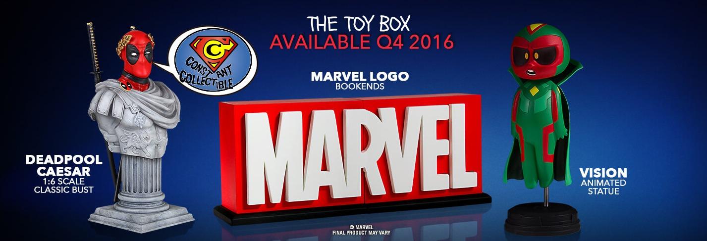 Marvel Toy Box