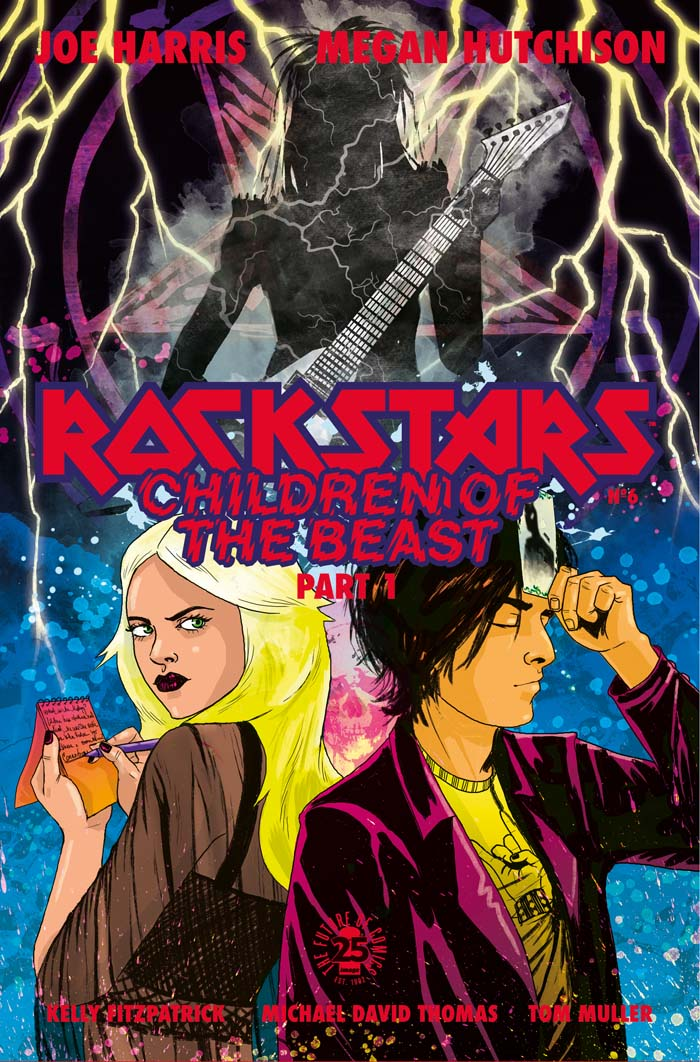 Rockstars: Children of The Beat pt. 1
