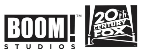 Boom Studios & 20th century fox