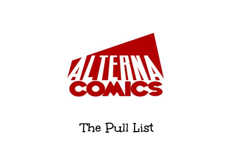 The Pull List Alterna Comics