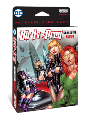Birds of Prey Deck Builder