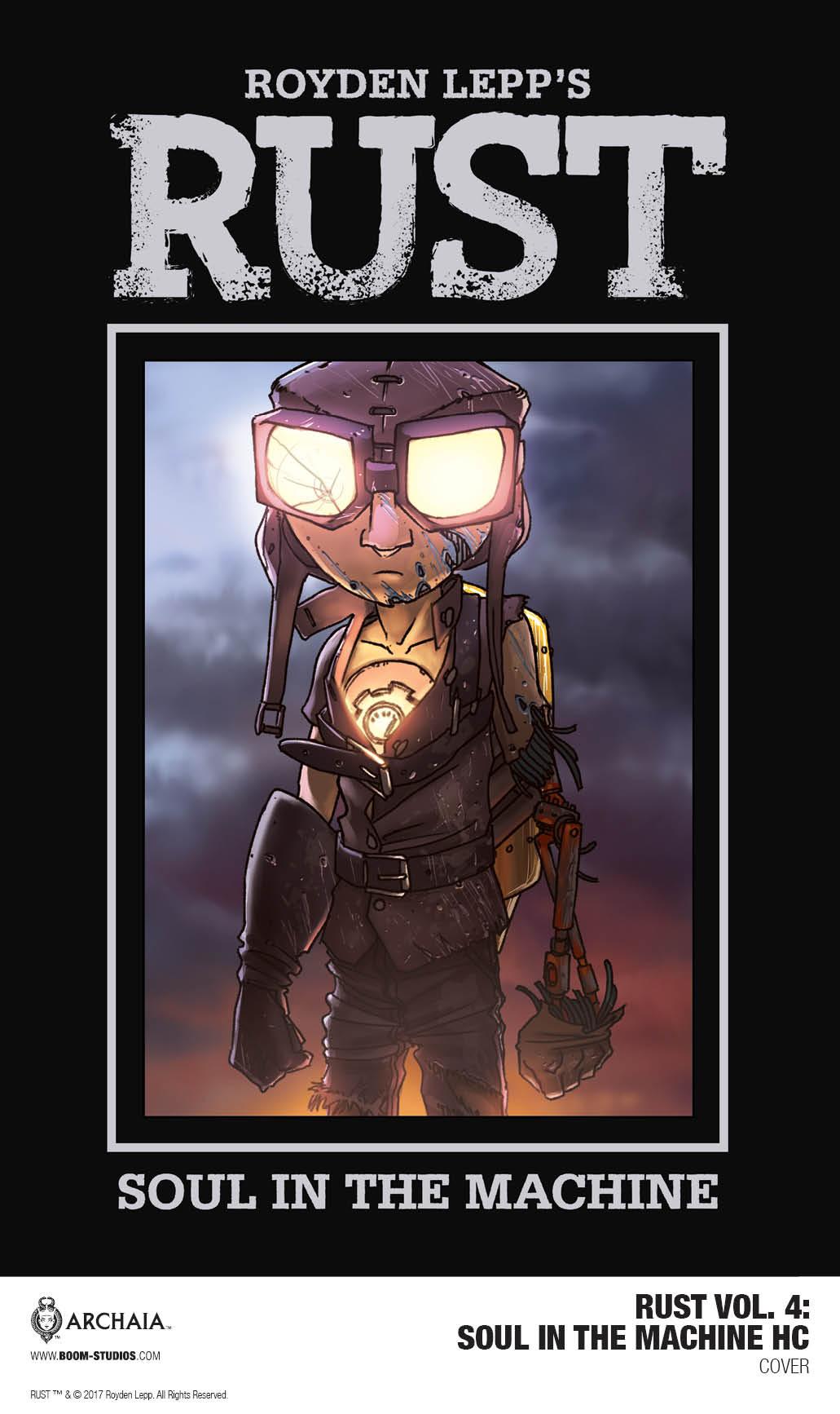 Rust Vol. 004