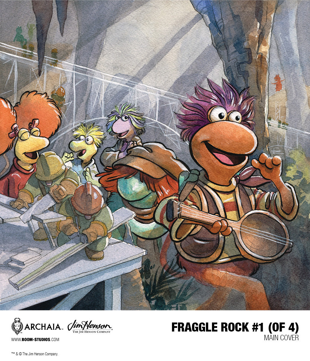 Fraggle Rock 1 of 4