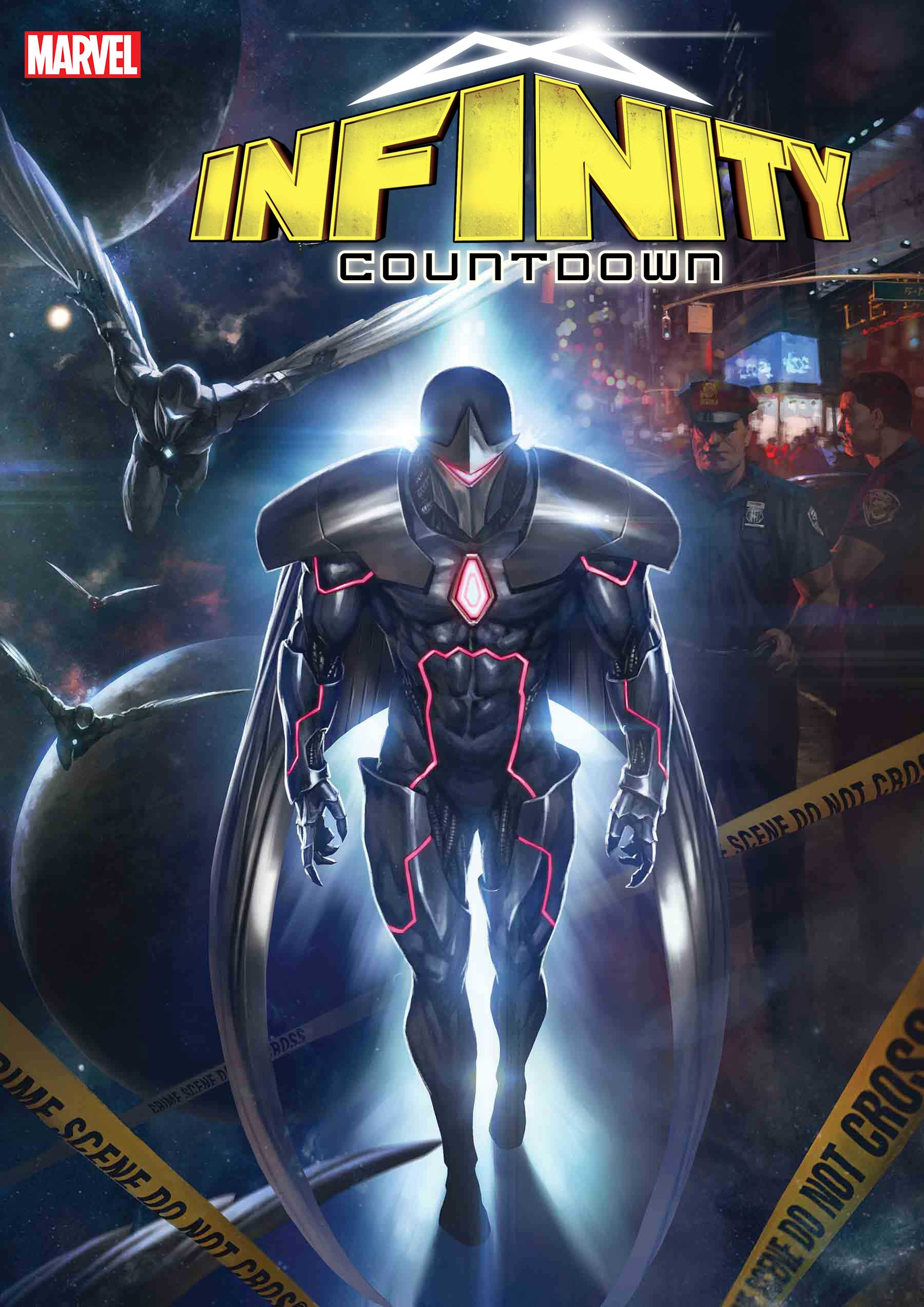 Infinity Countdown Darkhawk