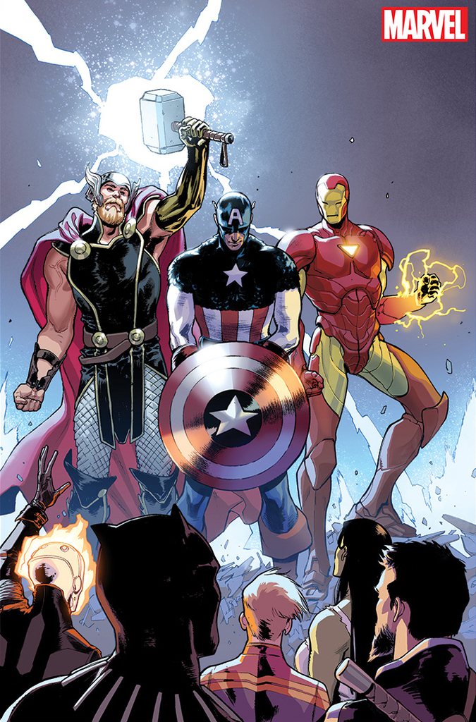 Avengers #1 (2018) FCBD