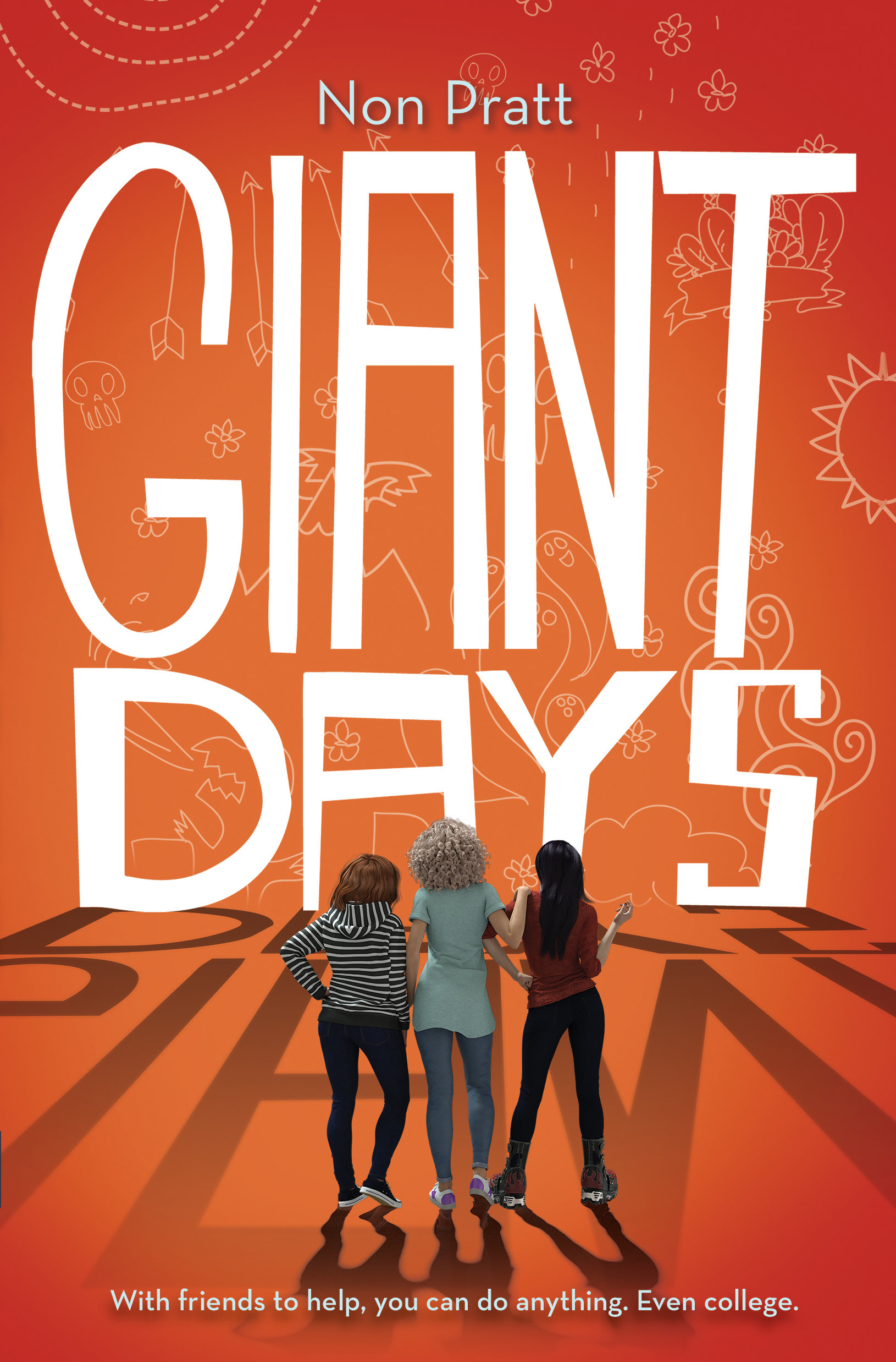 Giant Days YA Book
