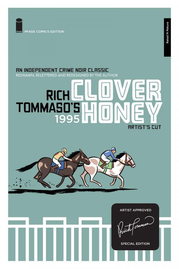 Clover Honey Artist Cut