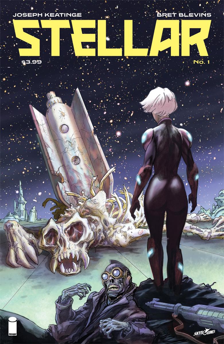 Stellar #1 2018
