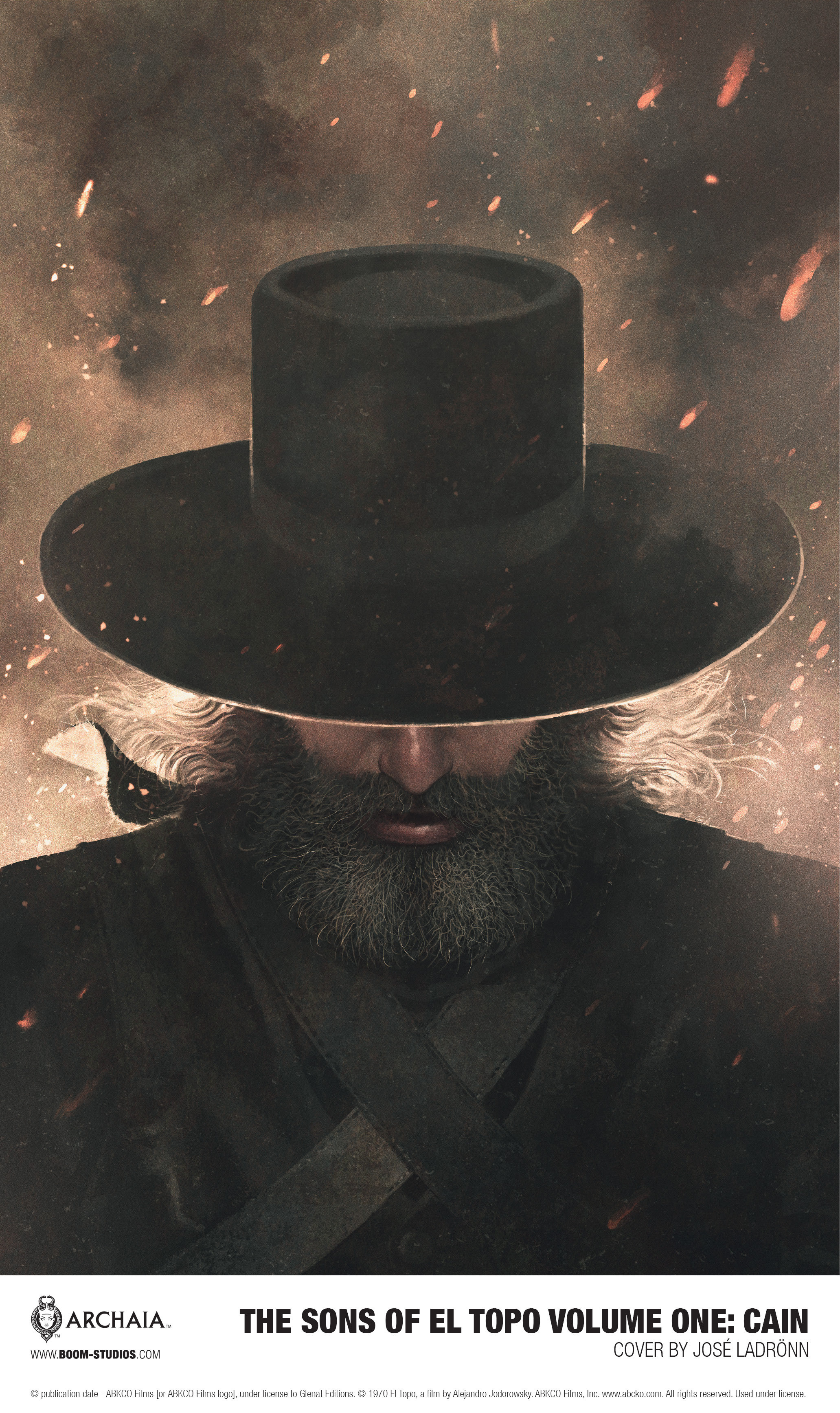The Sons Of El Topo Vol. 1: Cain 2018