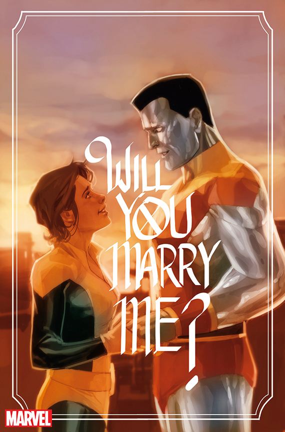 X-Men Will you marry me