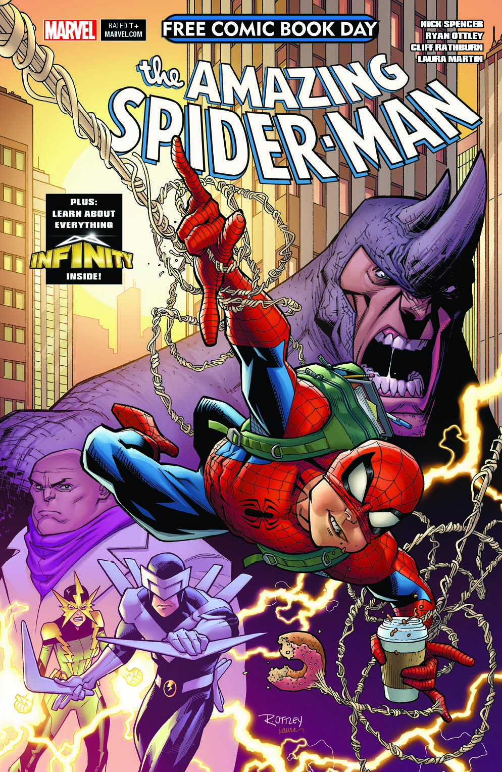 The Amazing Spiderman FCBD 2018