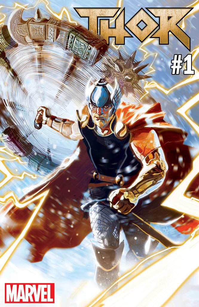 Thor #1 2018