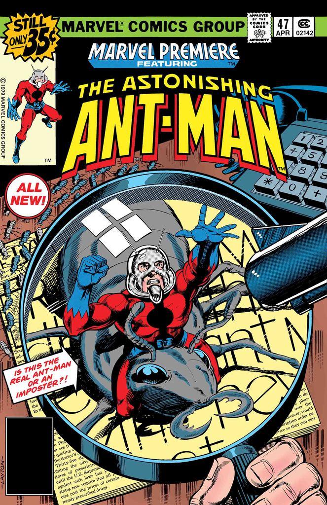 The Astonishing Ant-Man #47