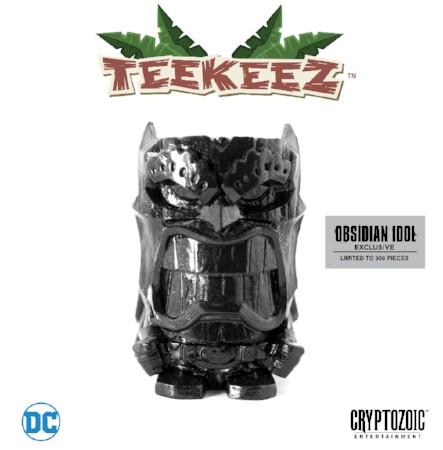 Batman DC Teekeez Vinyl Figure