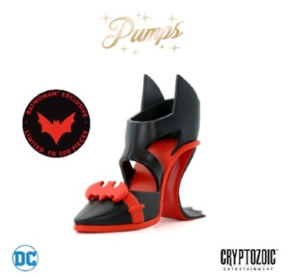 Batwoman DC Pumps Vinyl Figure
