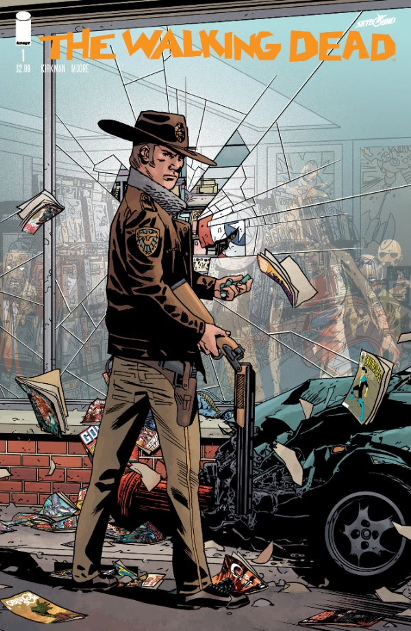 The Walking Dead #1 15 Anniversary Edition (2018)