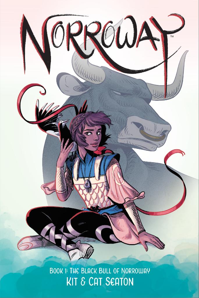 Norroway Book 1: The Black Bull of Norroway (2018)