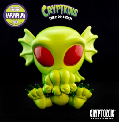 Cryptkins From Cryptozoic