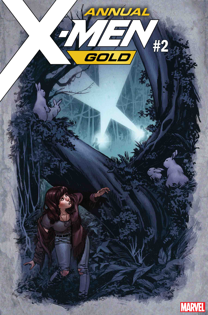 X-Men Gold Annual #2 (2018)