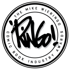 Mike Wieringo Comic Book Industry Award Nominations