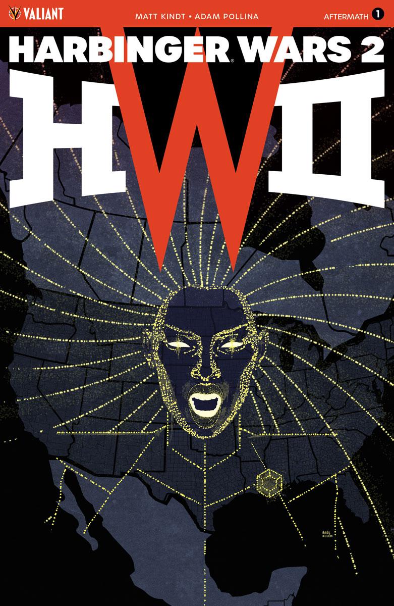 Harbinger Wars 2 - Aftermath #1 (2018)
