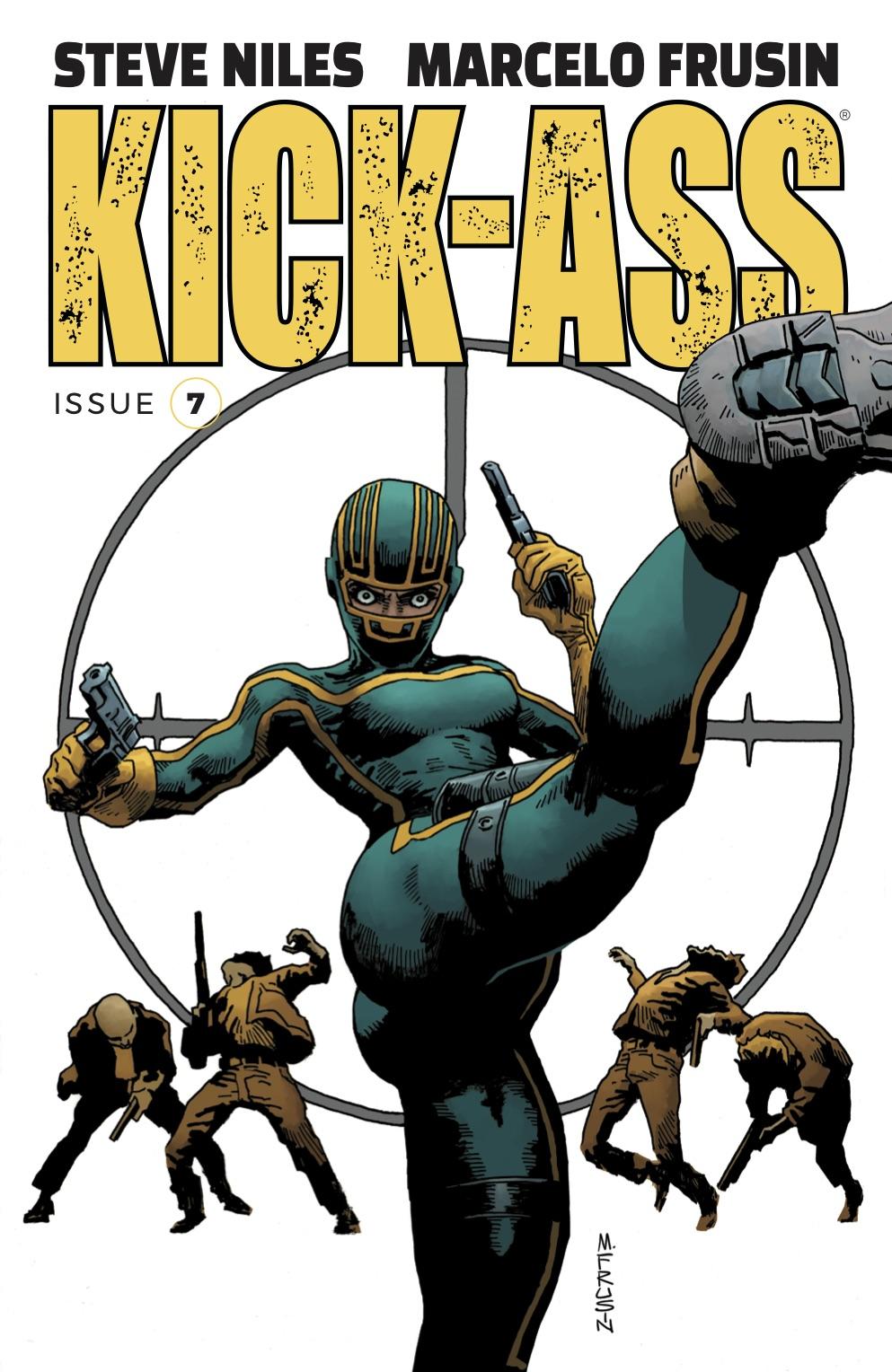 Kick Ass #7 (2018)